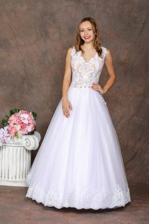 Menyasszonyi / szalagavató ruha – 1190