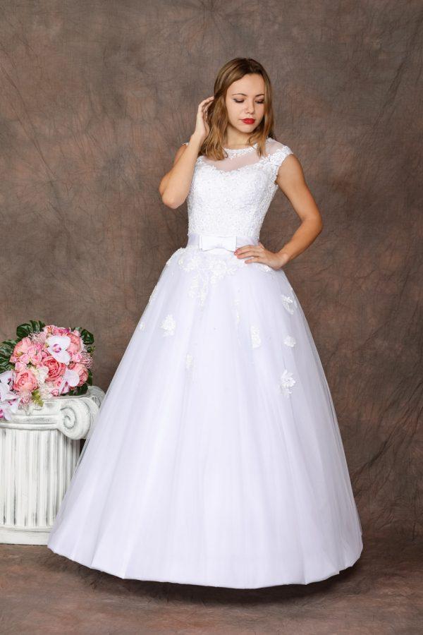 Menyasszonyi / szalagavató ruha – 1189