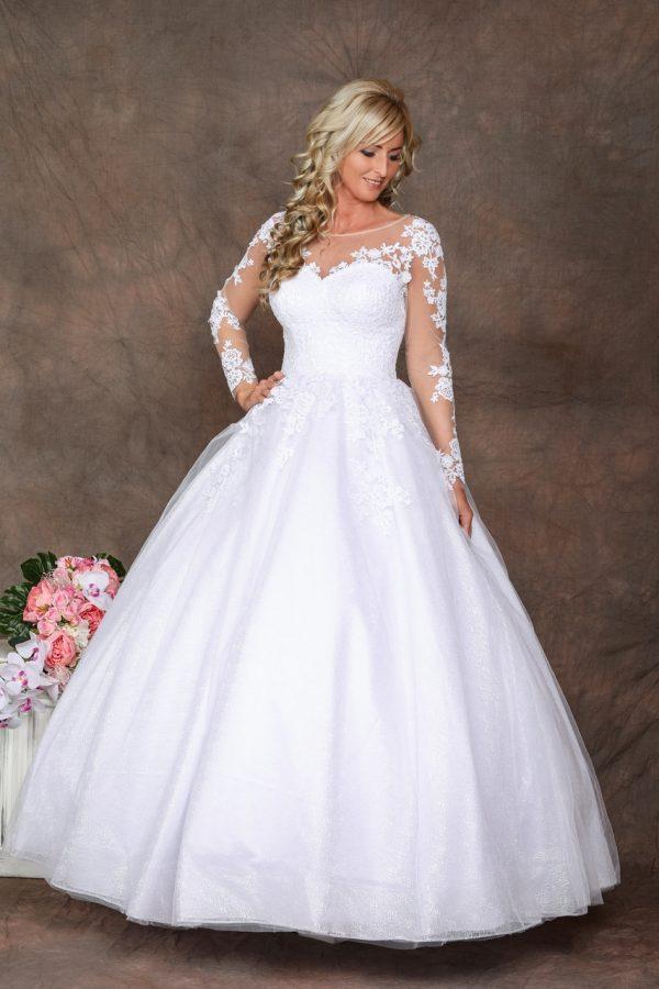 Menyasszonyi / szalagavató ruha – 1187