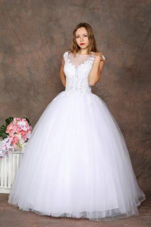 Menyasszonyi / szalagavató ruha – 1183