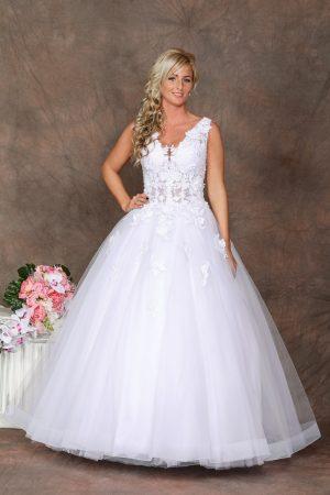 Menyasszonyi / szalagavató ruha – 1182