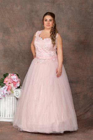 Molett menyasszonyi ruha – 1181