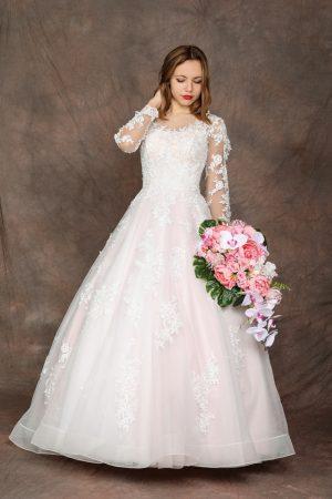 Menyasszonyi / szalagavató ruha – 1176