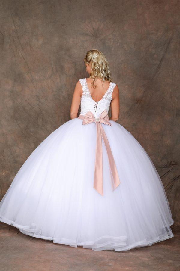 Menyasszonyi / szalagavató ruha – 1175