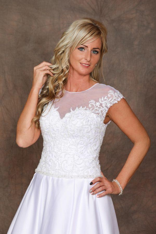 Sellő menyasszonyi ruha – 1169