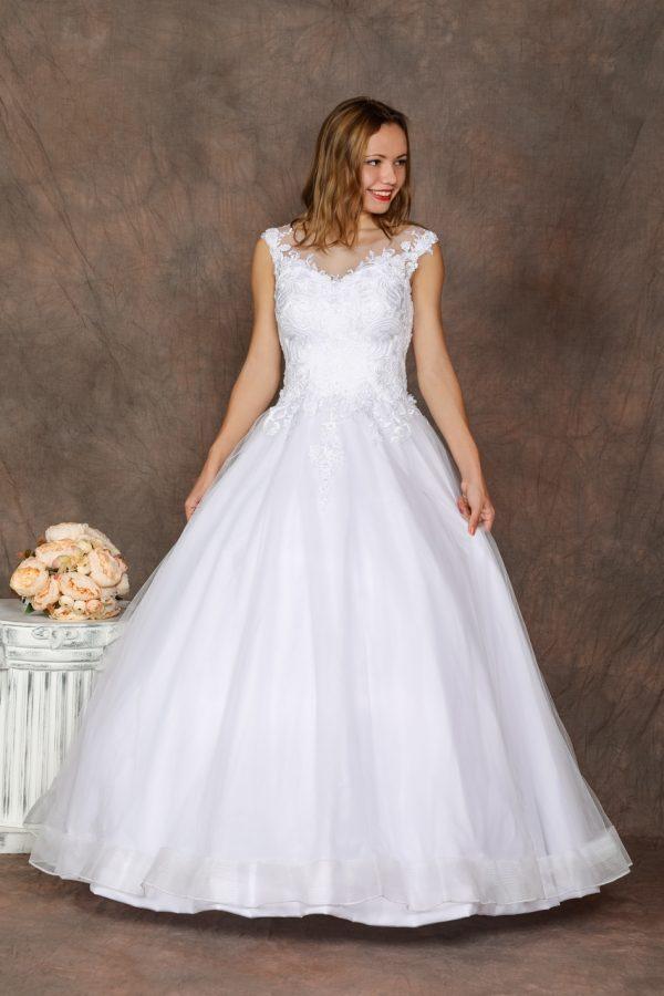 Menyasszonyi / szalagavató ruha – 1167