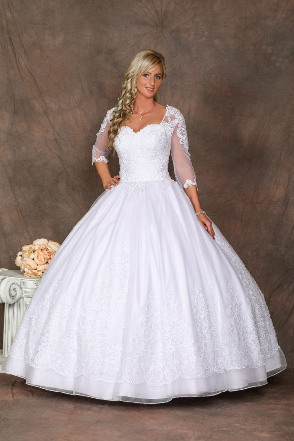 Menyasszonyi / szalagavató ruha – 1166