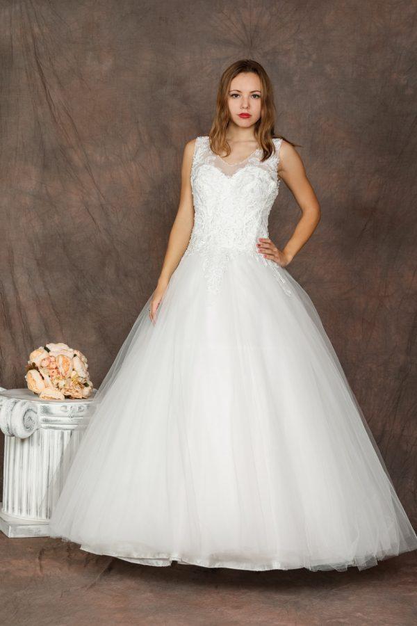 menyasszonyi / szalagavató ruha - 1164