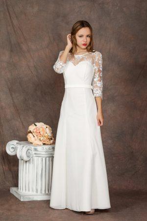 Sellő menyasszonyi ruha - 1162